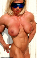1/29 - Joanna Thomas: Indoor/Outdoor Nudes - The pro female bodybuilding ...