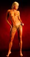 Erika Andersch Model Gladiator Bw Desert Nude Muscular S